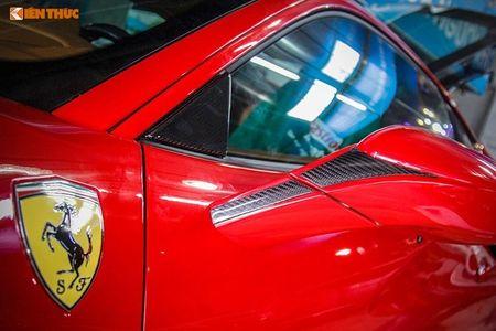 Ferrari do 1 ty dong tai Da Nang ra bien 'ngu quy 5' - Anh 8