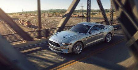 Ford trinh lang Mustang 2018 - Anh 11