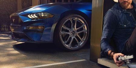 Ford trinh lang Mustang 2018 - Anh 3