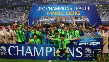 Dan xep ty so, DKVD Jeonbuk Motors bi loai khoi AFC Champions League 2017 - Anh 1