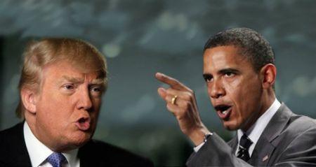 Tong thong Obama co toi du le nham chuc cua ong Donald Trump? - Anh 1