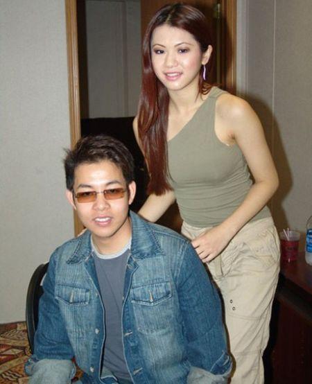 Khong the ngo Quang Le toan yeu hoa hau, hot girl nong bong - Anh 13