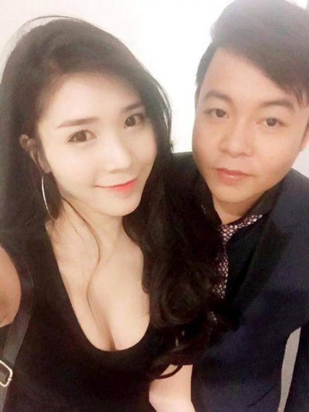 Khong the ngo Quang Le toan yeu hoa hau, hot girl nong bong - Anh 19