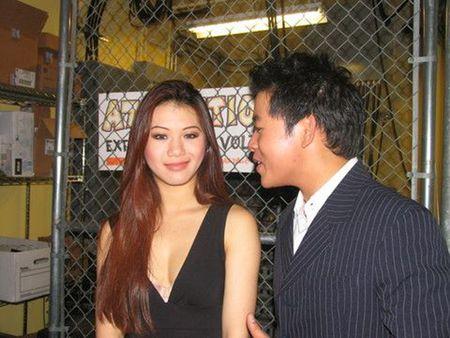 Khong the ngo Quang Le toan yeu hoa hau, hot girl nong bong - Anh 1