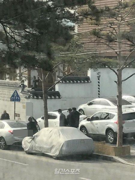 Anh hiem hoi cua Kim Tae Hee - Bi Rain trong le cuoi - Anh 10