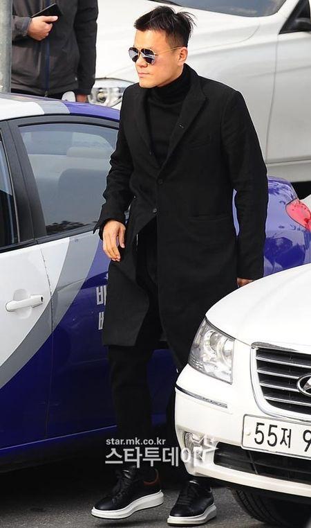 Anh hiem hoi cua Kim Tae Hee - Bi Rain trong le cuoi - Anh 7