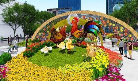 Phan luong tai trung tam TP HCM de thi cong duong hoa - Anh 2