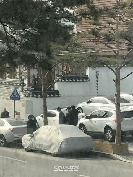 Hinh anh dau tien cua dam cuoi Kim Tae Hee - Bi Rain dien ra hom nay - Anh 1