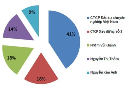 Che Hiep Khanh: Bay hoi 45% gia tri sau 6 phien len san - Anh 1