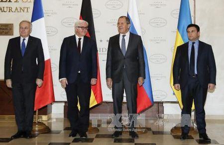 Duc, Phap, Nga thuc day giai quyet van de Ukraine qua nhom 'Bo tu Normandy' - Anh 1