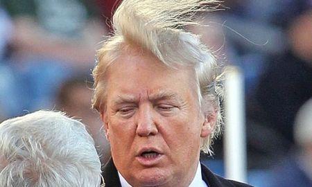 Bao tang tuong sap o Anh gap kho vi kieu toc cua Donald Trump - Anh 1