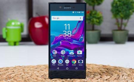 Sony muon dua man hinh OLED vao cac smartphone cao cap - Anh 1