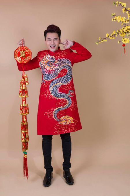 "Nam Cuong khong nhan show Tet de duoc o ben vo sap ""lam bon"" - Anh 5"