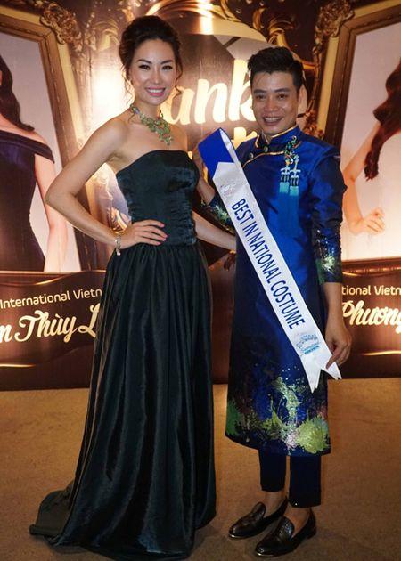 Truong Nam Thanh bat ngo cau hon ban gai hon tuoi - Anh 9