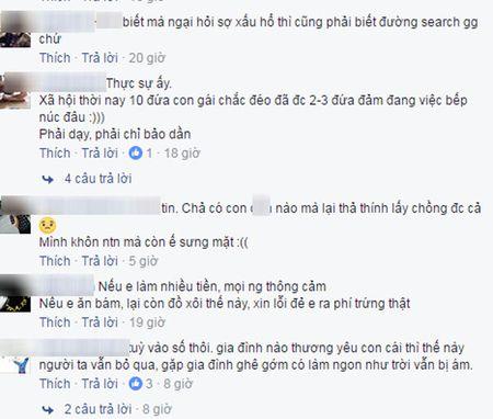 Lai them mot nang dau moi gap 'tai nan nau an': Do 'xoi mot dang, gac mot neo' khi ve nha chong - Anh 7