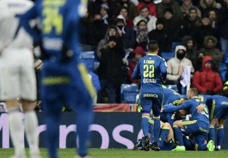 Real Madrid - Celta Vigo: 6 phut 3 ban thang - Anh 1
