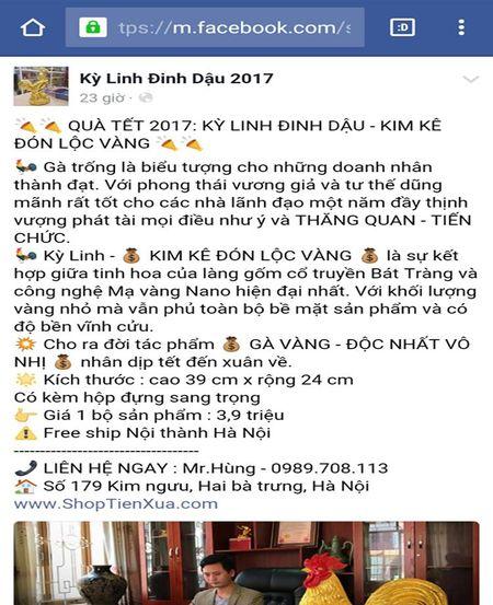 Doanh nghiep 'to' bi 'mao danh' thuong hieu san pham de canh tranh - Anh 1