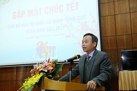 Tong cuc TCDLCL gap mat cac can bo huu tri nhan dip Xuan Dinh Dau 2017 - Anh 1
