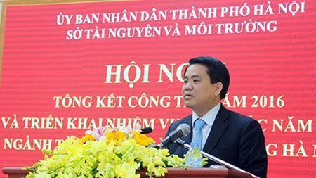 Khong de nguoi dan Thu do than phien ve thu tuc dat dai - Anh 1