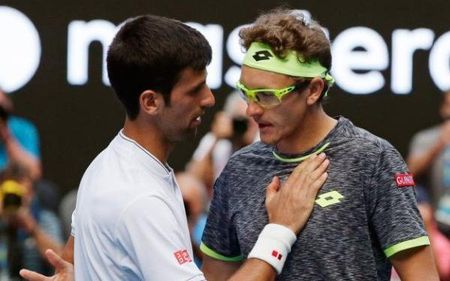 Thua soc, Djokovic lap 2 ky luc dang that vong - Anh 1