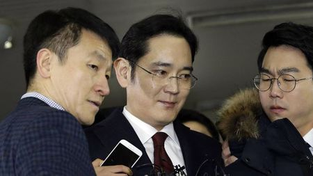 'Cau am' Samsung tam thoi thoat lenh bat giam - Anh 1