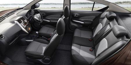 Nissan Sunny 2017 ra mat, gia ban khong doi - Anh 2