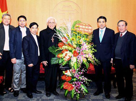 Chu tich UBND TP tiep doan Hoi thanh Tin lanh Viet Nam (mien Bac) - Anh 2