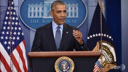 Nhung thong diep dang chu y cua Obama trong cuoc hop bao cuoi cung - Anh 1