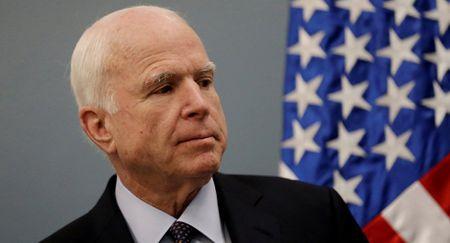 McCain: Ong Trump phai to ro lap truong cung ran chong Nga - Anh 1