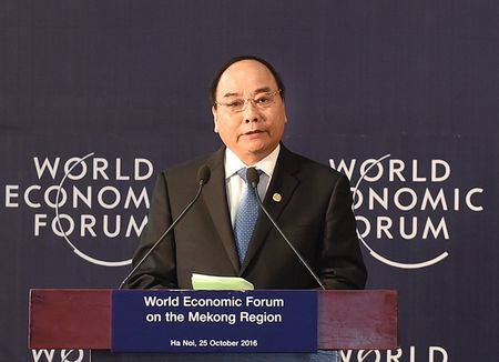 Viet Nam ki hop dong PPP voi WEF - Anh 1