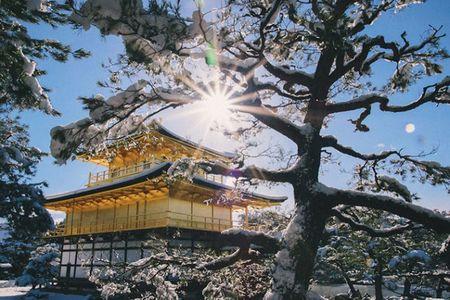 Ngam Kyoto dep nhu co tich mua tuyet roi - Anh 16