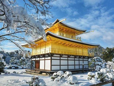 Ngam Kyoto dep nhu co tich mua tuyet roi - Anh 9