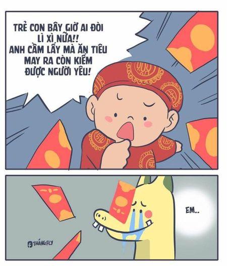 Cuoi thoai mai voi chum anh rong lai 'pikachu' dip can Tet - Anh 3
