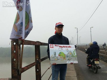 Tien ong Cong ong Tao ve troi: 'Tha ca dung tha tui nilon' - Anh 2