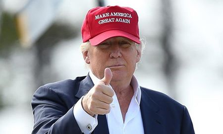 Trump tiet lo cau khau hieu tai tranh cu nam 2020 - Anh 1