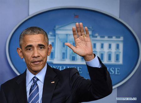 Tong thong Obama hop bao lan cuoi: 'Chung ta roi se on' - Anh 1
