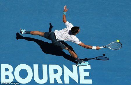 Novak Djokovic bat ngo dung chan o vong 2 Australia mo rong - Anh 3