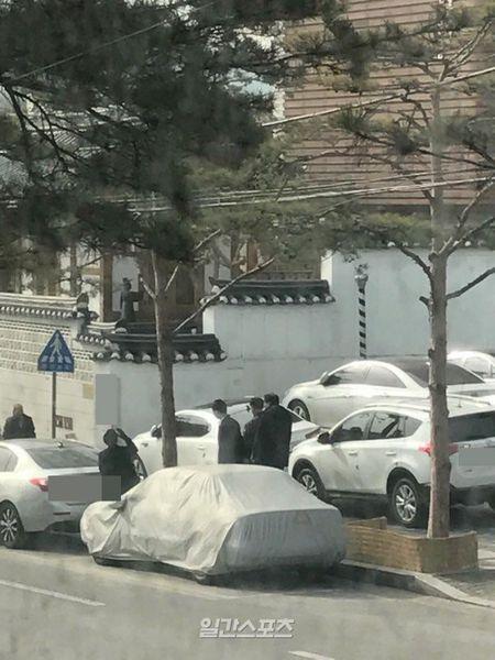 Hinh anh moi nhat trong dam cuoi Bi Rain va Kim Tae Hee - Anh 9