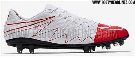 Nike vo tinh de lo phien ban giay ton vinh Wayne Rooney - Anh 4