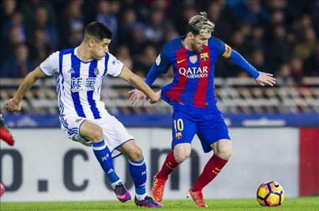Sociedad vs Barca (3h15 ngay 20/1): Ga khong lo quen duong cu - Anh 1