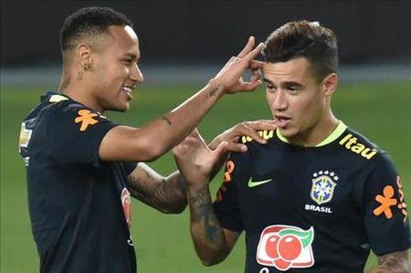 Cuu danh thu Rivaldo khuyen Coutinho sang Barca - Anh 1