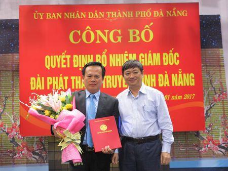 Bo nhiem Giam doc Dai Phat thanh - Truyen hinh Da Nang - Anh 1