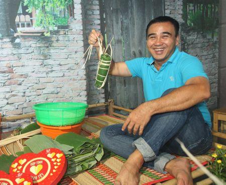 Dien vien - MC Quyen Linh: 'Tet tron ven la cai tet se chia...' - Anh 2