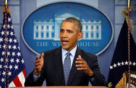Obama hop bao lan cuoi truoc khi man nhiem - Anh 1