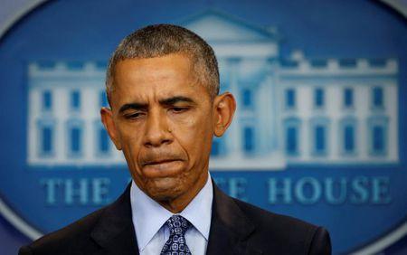 Obama hop bao lan cuoi truoc khi man nhiem - Anh 2