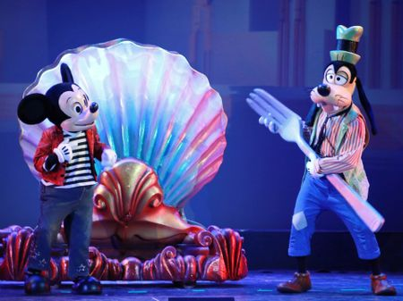 Show dien 1 trieu USD cua Disney On Ice tai VN - Anh 2