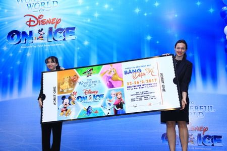 Show dien 1 trieu USD cua Disney On Ice tai VN - Anh 3