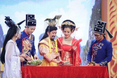 Truong Giang lan dau hoa Ngoc Hoang tren truyen hinh - Anh 2