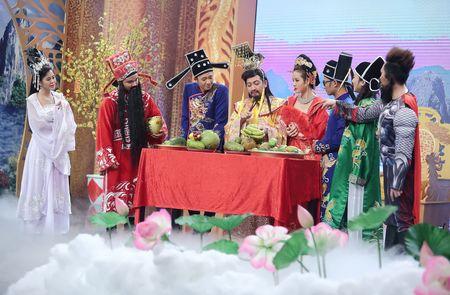 Truong Giang lan dau hoa Ngoc Hoang tren truyen hinh - Anh 3