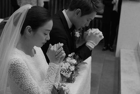Nhung bi mat thu vi ve dam cuoi cua Bi Rain-Kim Tae Hee - Anh 1